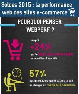 soldes 2015 : performance des sites e-commerce