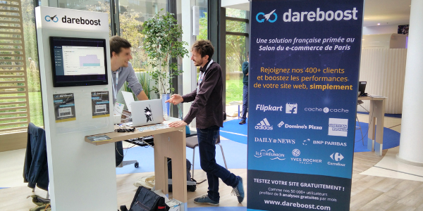 Dareboost Paris Web 2017