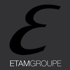 Logo Etam Groupe